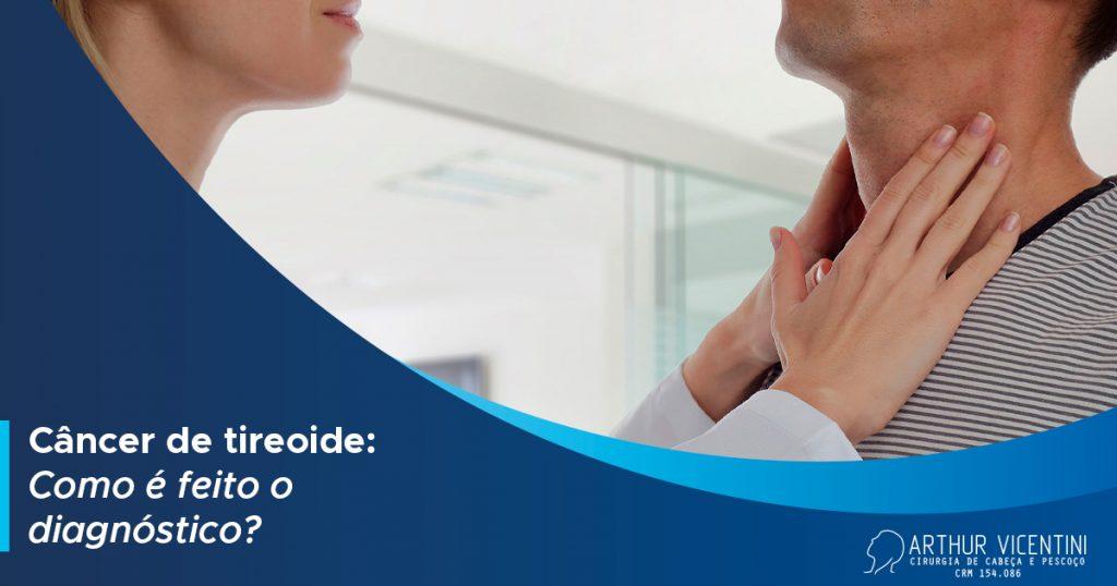A Imagem Mostra Um Médico Com As Mãos No Pescoço Do Paciente.