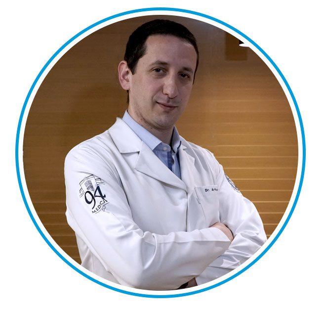 Dr Arthur Vicentini | Dr. Arthur Vicentini CRM 154.086